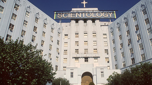 church of scientology los angeles travel