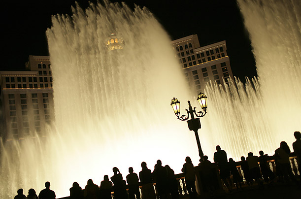 "fountains of bellagio essay Balboa park's 'ugly stepsister' is looking for a  280 parking spaces for the original bellagio-style ""singing fountains  a pictorial essay on the."