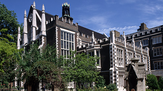 London Middle Temple Hall