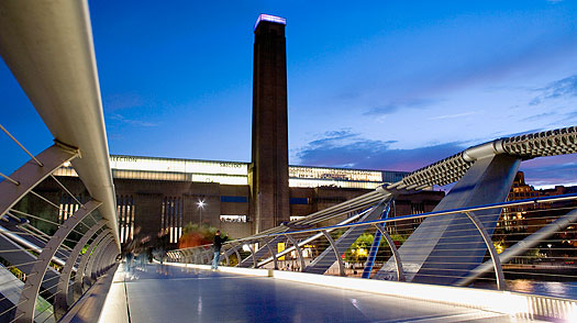 London Tate Modern gallery