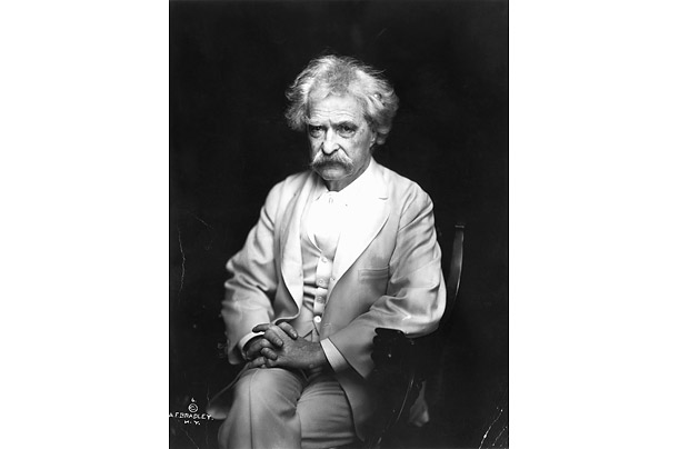 mark twain portraits photo essays time mark twain