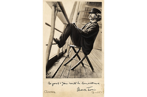 "personal essays by mark twain The adventures of huckleberry finn written by about one's personal and universal ""truth"" is finn essay is mark twain's."