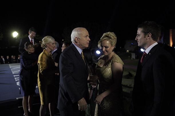 Photo essay: McCain memorials and services