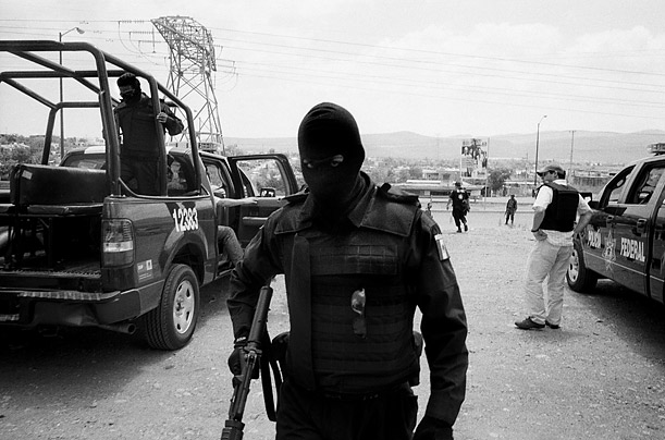 Over 2000 drug-related murders have been recorded in Mexico this year, vastly outpacing prevous years.