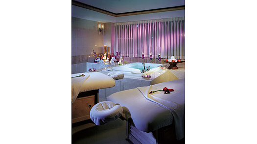 South Beach, Miami, Florida, USA --- Ritz-Carlton South Beach Spa