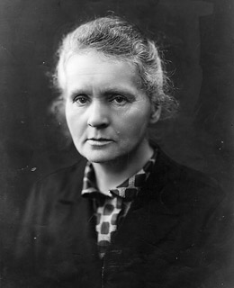 short essay on marie curie