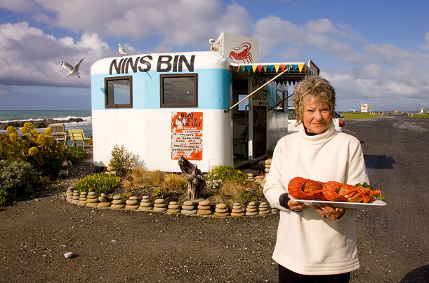 Adrianne Rochford, Kaikoura seafood seller, New Zealand, Election