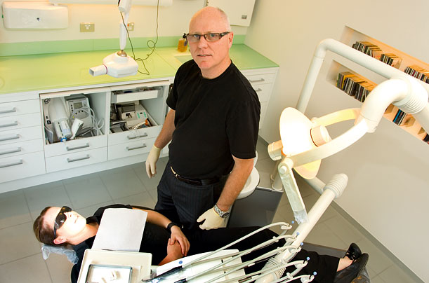 Allen Baker, Auckland dentist, New Zealand, Election