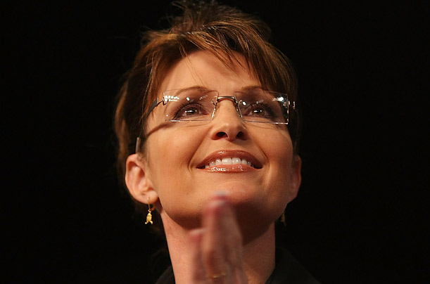 Sarah Palin Republican Vice Presidential Candidate