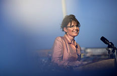 Person of the year 2008 Sarah Palin