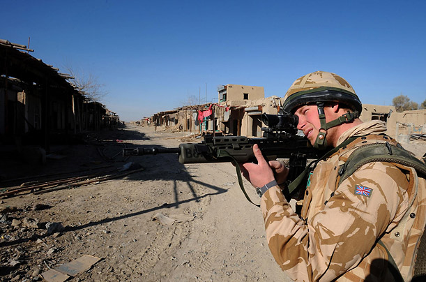 Prince Harry Afghanistan Royal Army British  House of Windsor
