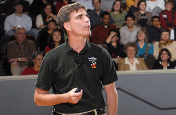 Randy Pausch Carnegie Mellon University pancreatic cancer Last Lecture Oprah