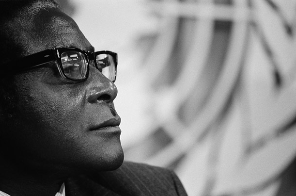 Mugabe first rose to power as the leader of the Zimbabwe African National Union (ZANU) a guerrilla movement against white-minority rule in Rhodesia, the former British colony now known as Zimbabwe.