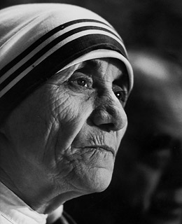 mother teresa aka agnes bojaxiu rhythm of the saints time dek
