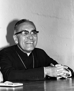 The 35th Anniversary of the Death of Oscar Romero