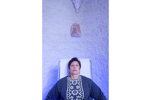 Salt Caves Eastern Europeans Health Holistic Polish Chicago