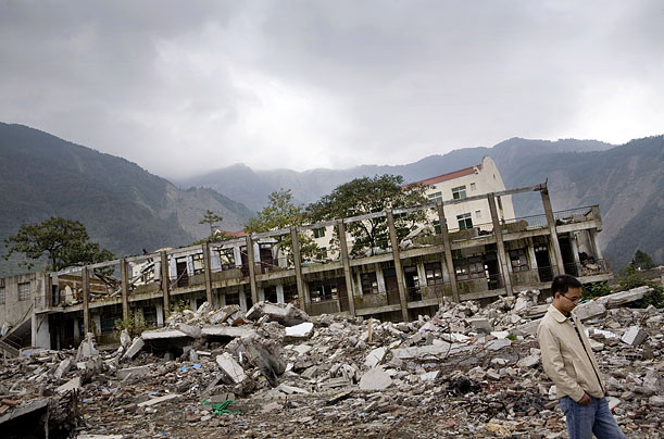 sichuan earthquake photo essay Photos of damage in the highest earthquake intensity area (photo 75 earthquake in diexi, sichuan in the sichuan province and along.