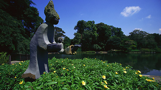singapore botanical gardens