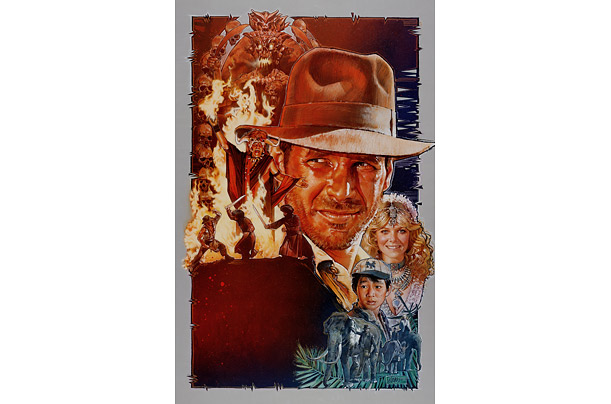 Drew Struzan painted many of the most iconic movie posters of the last three decades, including the <i>Star Wars</i> and <i>Indiana Jones</i> series