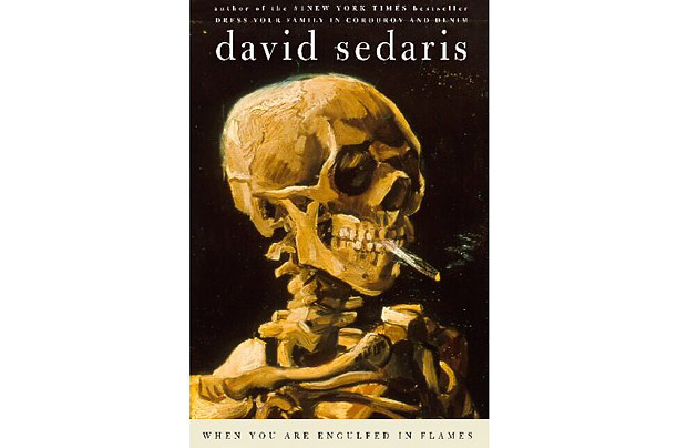 "david sedaris essay on writing The problem is, all nonfiction writers, david sedaris included, rely on  for some  inspiration: listen to david sedaris reading his essay ""atta."