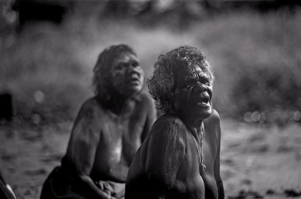 tiwi islanders  for the living - photo essays