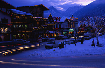 Leavenworth, Wash. - Top 10 Places to Find the Most Holiday Cheer ...