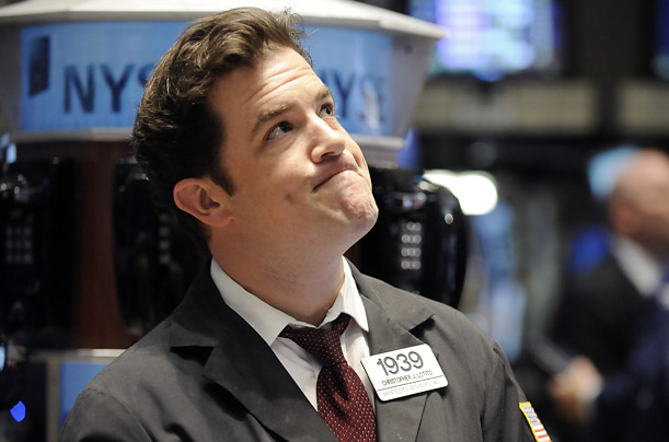 new york stock exchange traders faces