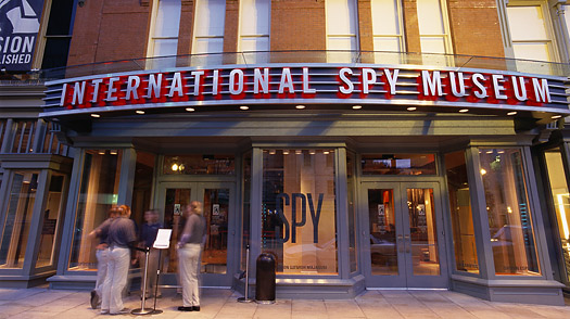 International Spy Museum Washington DC