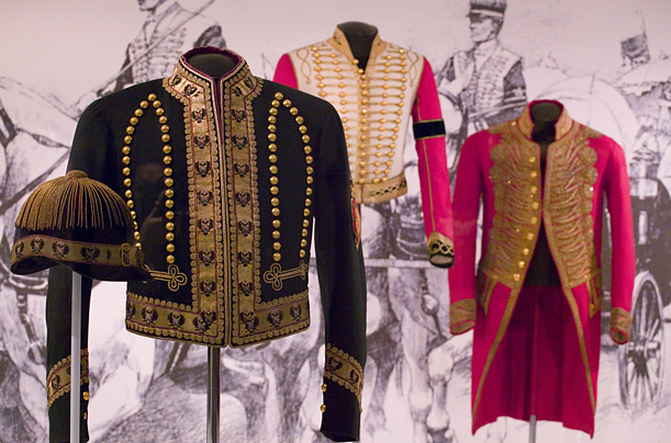 Wardrobe fit for an Emperor from the collection of the Russian Kremlin Museums