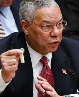 """photo essay colin powell 4 thoughts on """" 18 leadership principles from colin powell """" murray newlands says: june 4, 2009 at 6:37 pm great post geno this made me laugh """"the commander in the field is always right."""