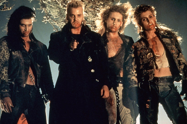 vampire movies the lost boys