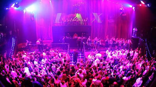 LAX Nightclub, Las Vegas, NV
