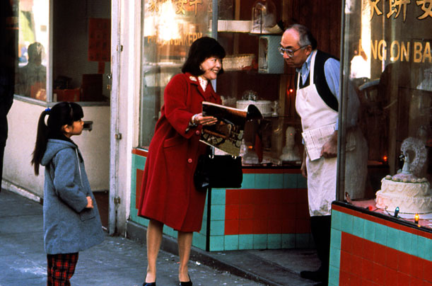 The Joy Luck Club, Vu Mai, Tsai Chin, 1993.