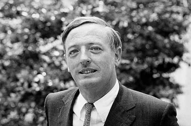 William F. Buckley Jr. Conservative journalist and commentator Ronald Reagan Richard Nixon Republican