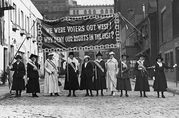 Women's Suffrage Movement