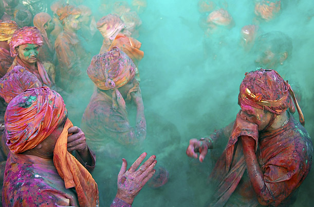 Colorful Religious Festivals - Photo Essays - TIME