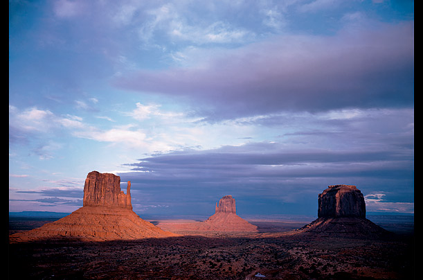 Monument Valley, Utah, 1950