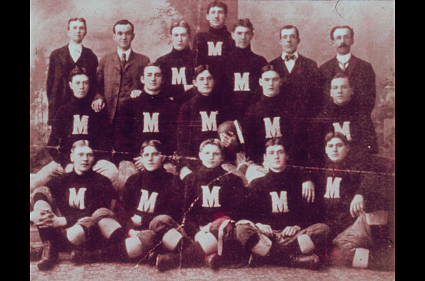 The team was originally formed in 1989 as the Morgan Athletic club in Chicago.