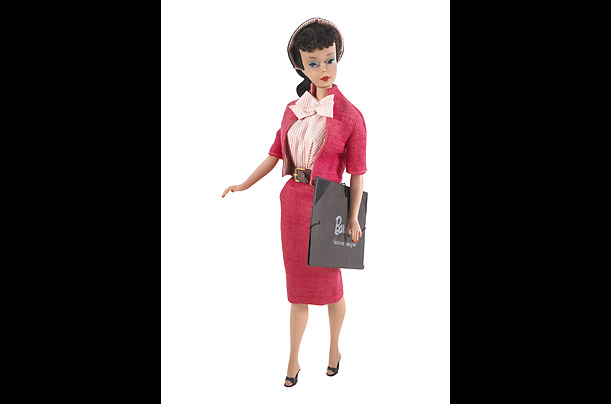 Yes, That is Barbie, not Phyllis, see below :-)