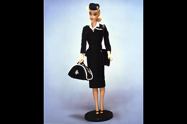 Barbie Turns 50