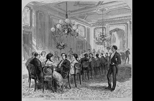 Dinner for Dignitaries