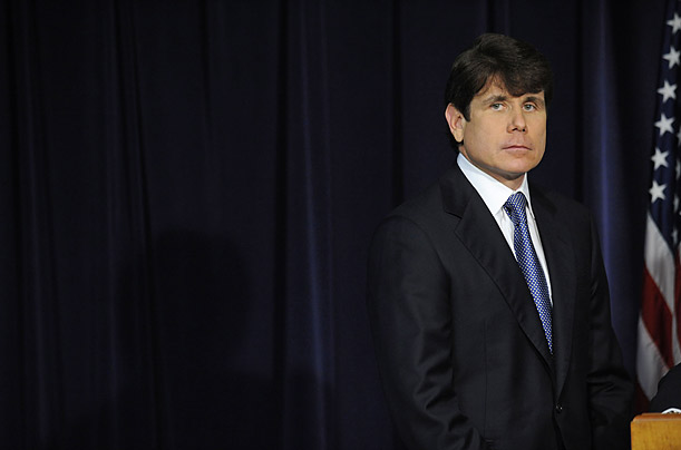 corruption governor blagojevich scandal essay