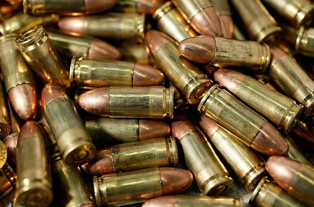 Ammunition suppliers nationwide have reported a shortage of stock because of a dramatic increase in gun sales.