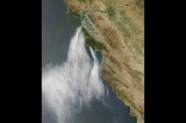 Visible From Space
