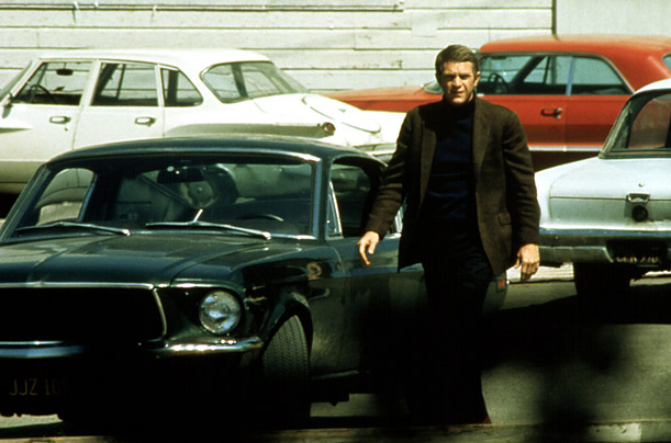 American Muscle Cars in the Movies