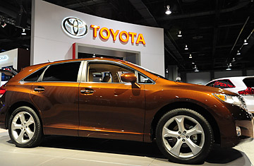 Toyota Venza - The Most Exciting Cars of 2010 - TIME