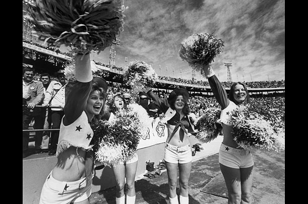 A Brief History of Cheerleading