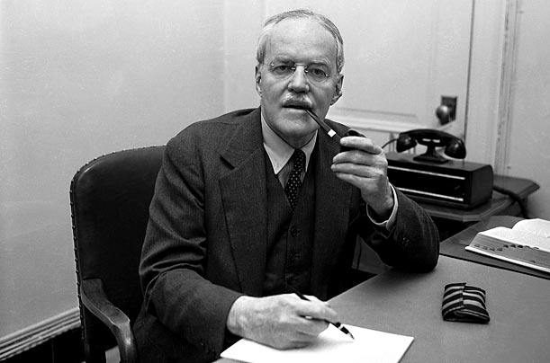 Allen Dulles may have been the fifth director of the CIA but he served in