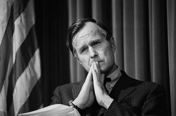george h.w.bush essays Check out our top free essays on george w bush to help you write your own essay.