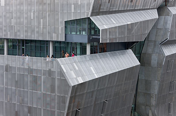 Thom Mayne's Design of 41 Cooper Square